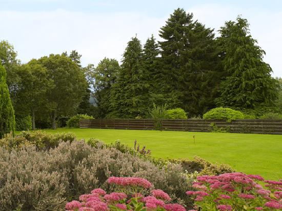 Grounds at the Coast & Country Pitlochry Hydro Hotel