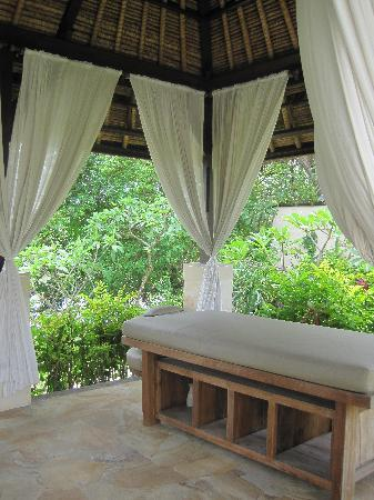 Villa Teresa: Another massage area