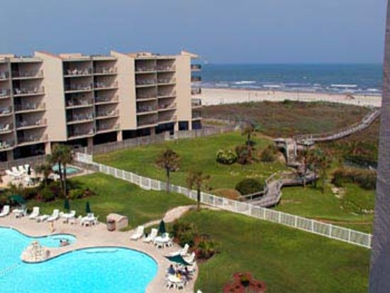 Sandcastle Condominiums & Conference Center: Sandcastle beachview