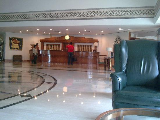 Park Plaza Ludhiana: The Lobby