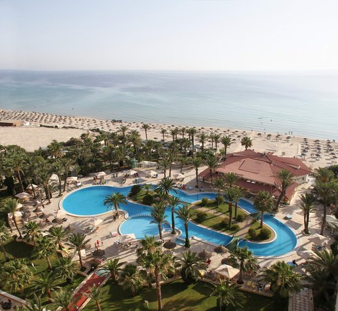Photo of Riadh Palms Hotel Sousse