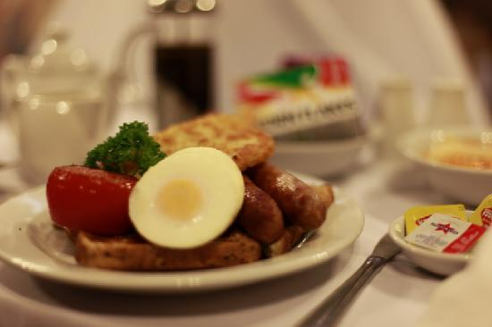 Bendigo, Australia: Breakfast at the Allara