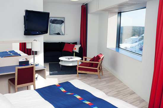 Park Inn by Radisson Stockholm Hammarby Sjostad: Business Friendly room