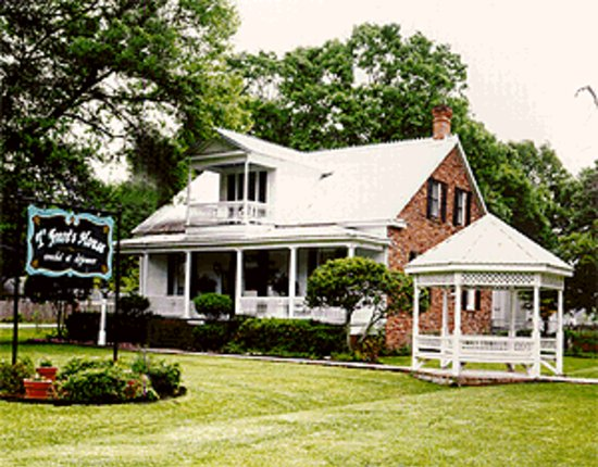 T'Frere's Bed & Breakfast: Tfreres House