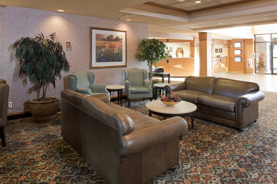 BEST WESTERN PLUS Port O'Call Hotel: Hotel Lobby