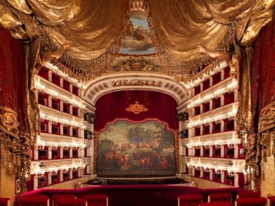 Teatro di san carlo naples italy address phone number for Apt theater schedule