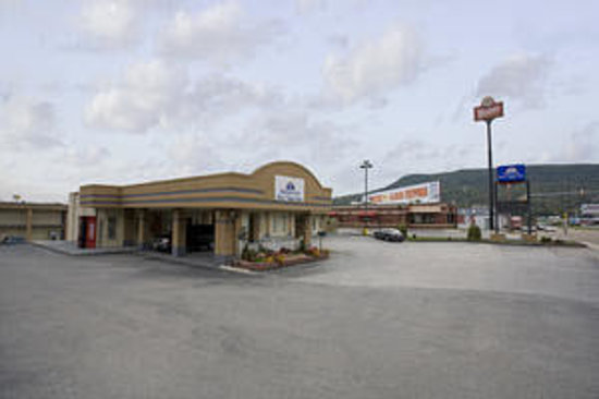 Americas Best Value Inn Kimball: Exterior