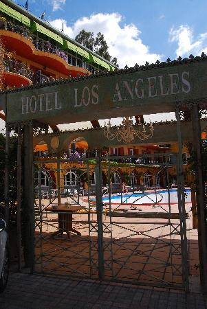 Hotel Los Angeles &Spa: Ext. Hotel