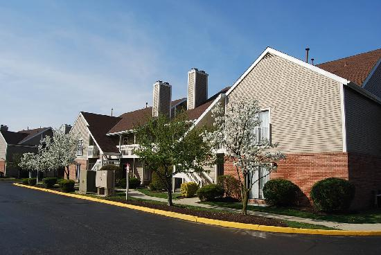 Residence Inn Cherry Hill Philadelphia: Springtime in Cherry Hill
