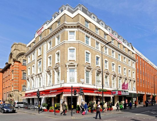 Cheap Hotels In Paddington London Uk