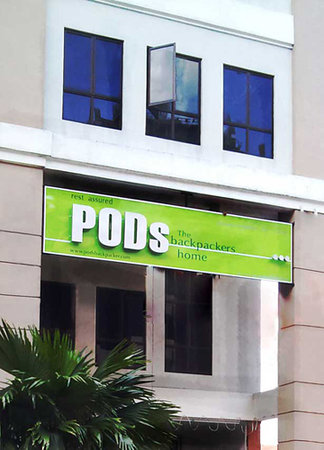 ‪PODs The Backpackers Home‬