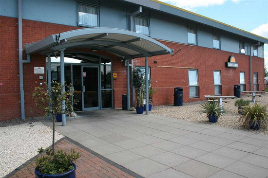 Days Inn Telford Ironbridge M54: External View