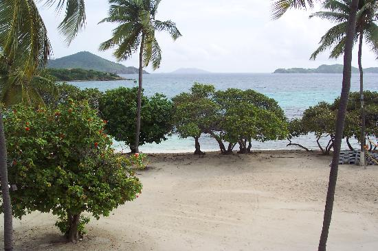 Antilles At Sapphire Beach Resort: View from our balcony