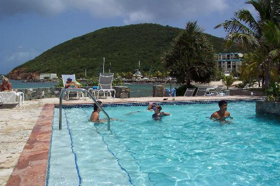 Antilles At Sapphire Beach Resort: Pool
