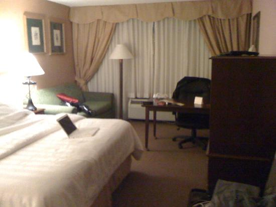Crowne Plaza Greenville: Chambre