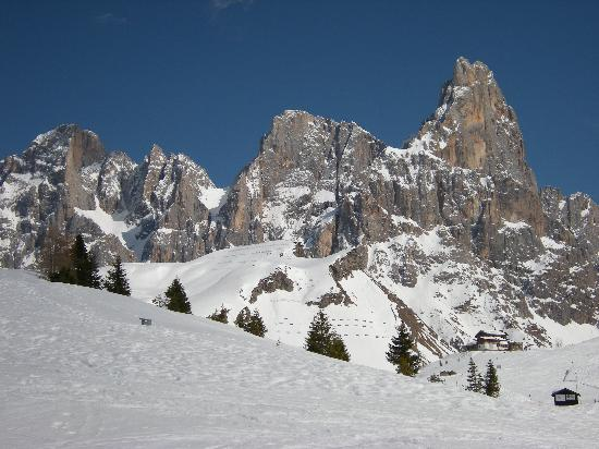 Passo Rolle, Italy: PALE S.MARTINO