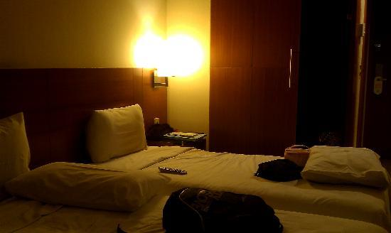 Cititel Mid Valley: the small room I had