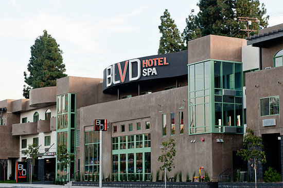 ‪The BLVD Hotel & Spa‬