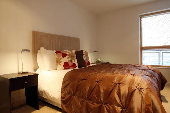 The Chambers Riverside West: 2nd Bedroom - 2 Bedroom Standard Apartment