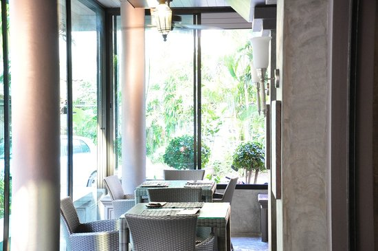 Baipho Boutique Residence Phuket: Dining room
