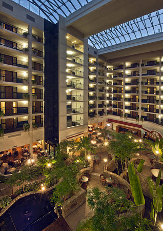 Embassy Suites Baltimore - North /  Hunt Valley: Atrium