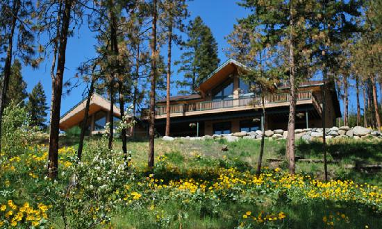 Cashmere Mountain Bed and Breakfast