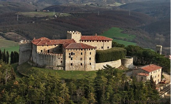 Castello di Montegiove