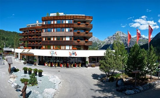 Photo of Arosa Kulm Hotel & Alpin Spa
