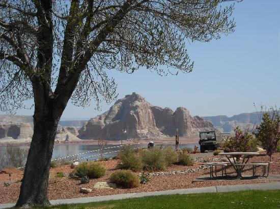 Lake Powell Resort: Room With A View