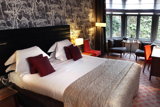 Jesmond Dene House: Deluxe Bedroom
