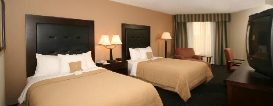 Holiday Inn Winston - Salem - University Parkway: Double Standard Room