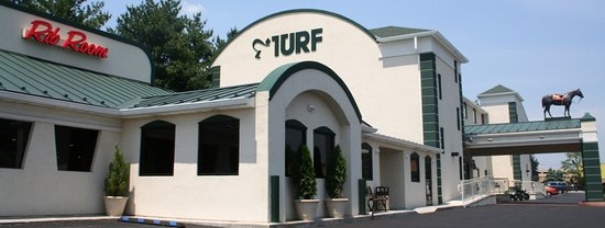 Turf Motel &amp; Rib Room - Charles Town, WV