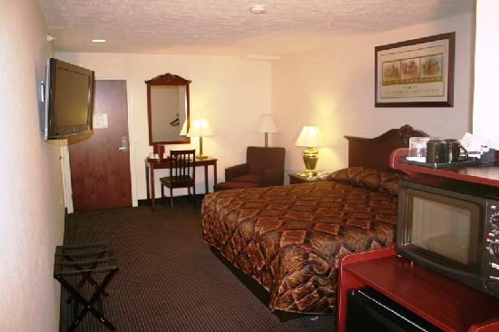 Charles Town, Virginia Occidental: King bed Handicapped Accessible
