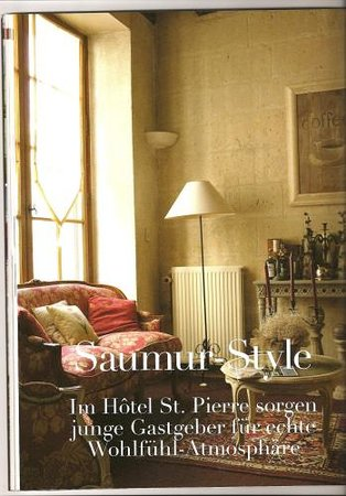 Photo of Hotel Saint-Pierre Saumur