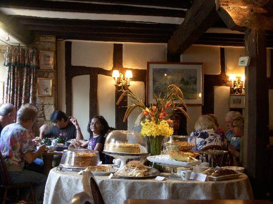 Badgers Hall Tea Room
