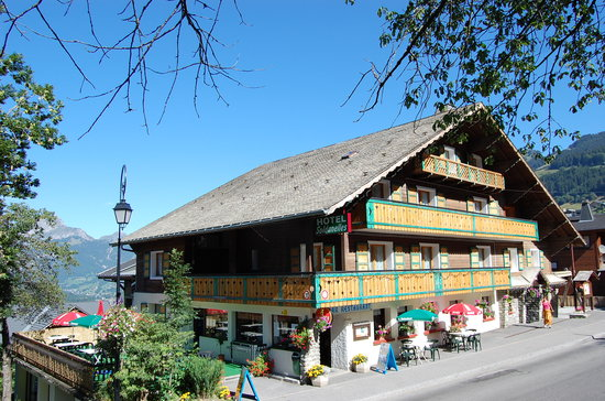 Photo of Hotel les Soldanelles Chatel
