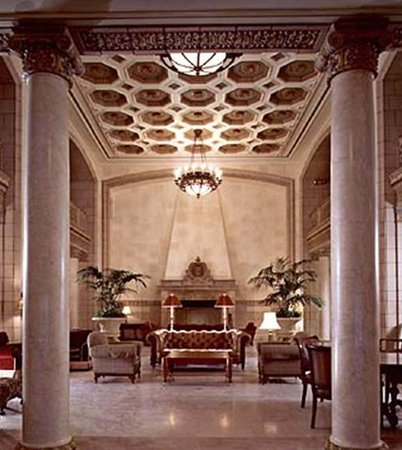 Hotel 340 Lobby