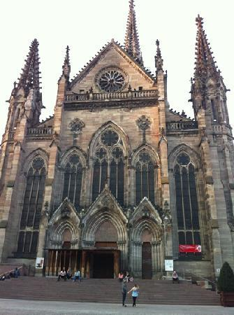 cathedral Mulhouse France