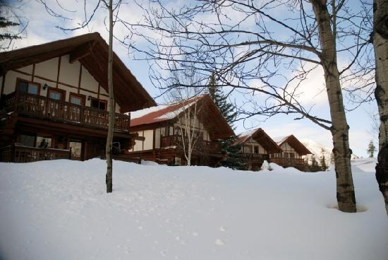 Great Northern Resort chalets