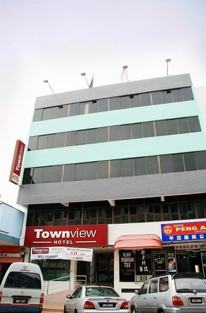 Muar, Malasia: Townview Hotel