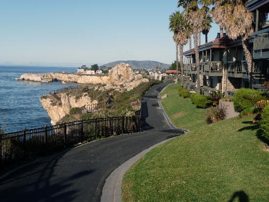 Walkable downtown picture of pismo beach san luis for Best western pismo
