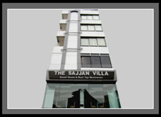 Hotel The Sajjan Villa