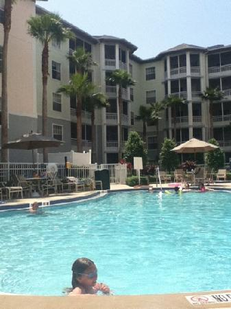 Wyndham Cypress Palms: great pool