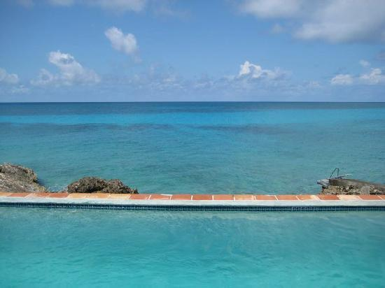 St. Maarten-St. Martin: View from our house