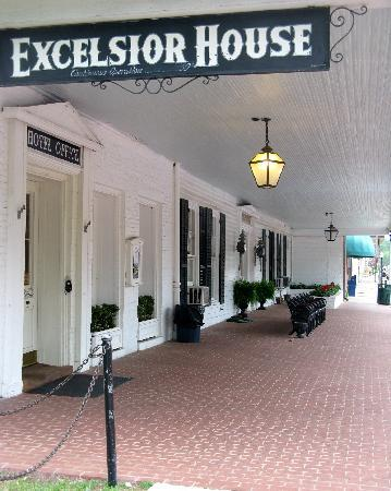 The Excelsior House: front
