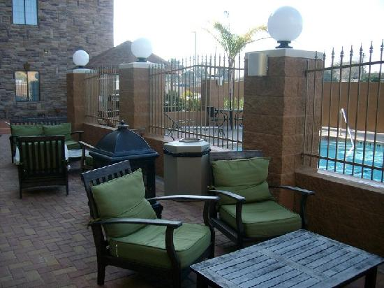 Staybridge Suites Corpus Christi: Patio