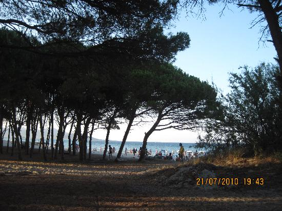 spiaggia del sa posada