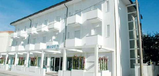 MAREE HOTEL: Facciata