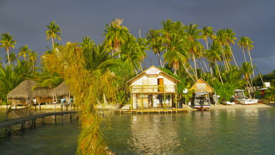 Photo of Tetamanu Village Fakarava