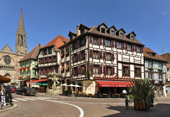 Photo of Hotel De La Cloche Obernai